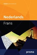 WOORDENBOEK POCKET PRISMA NEDERLANDS-FRANS